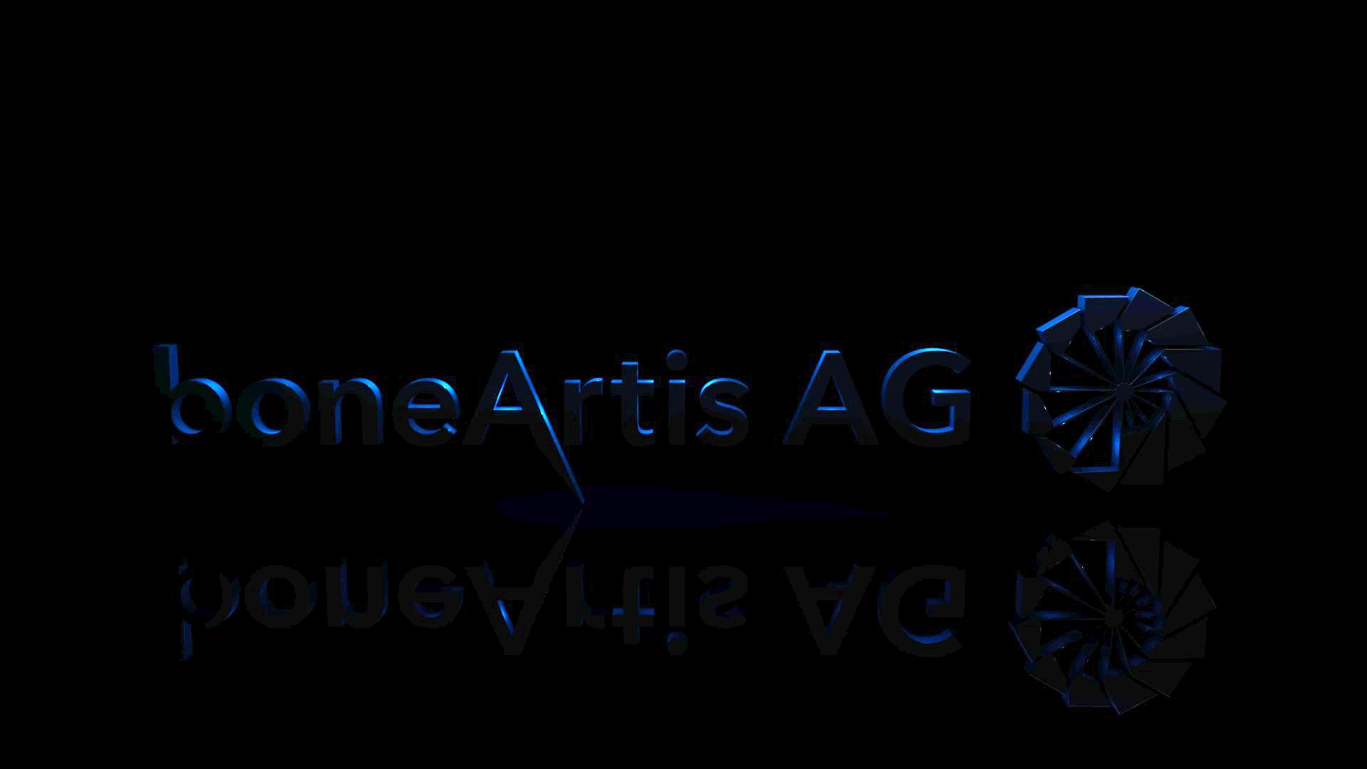 BONEARTIS AG LOGOTYPE  I  MODEL
